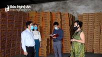 Nghệ An cam kết đủ thực phẩm phục vụ cho người dân phòng tránh dịch Covid-19