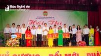 Liên quân Nghi Đức - Nghi Ân giành giải nhất hội thi Nông dân với nông sản thực phẩm an toàn