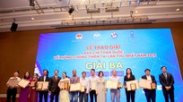 Báo Nghệ An đạt 2 giải Ba tại giải báo chí toàn quốc về phòng, chống thiên tai lần thứ nhất