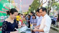 Tăng cường kết nối, tiêu thụ các sản phẩm tiêu biểu vùng miền, OCOP tại Nghệ An
