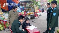 Thành phố Vinh xử lý trên 10.000 trường hợp vi phạm hành lang ATGT