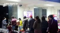 Nghệ An: Lượng khách đi tàu, xe dịp Tết Dương lịch tăng vọt