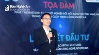 Doanh nhân trẻ người Nghệ An được đề cử Gương mặt trẻ Việt Nam tiêu biểu năm 2020