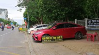 Dịch vụ thuê xe tự lái ế ẩm dịp Tết