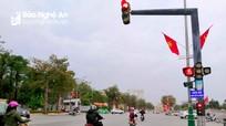 Thêm điểm 'đèn đỏ được phép đi thẳng' ở TP.Vinh