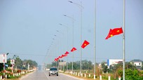 Đại lộ lớn nhất Nghệ An đã thông toàn tuyến