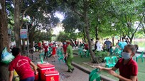 Thành phố Vinh xử phạt các quán bia tập trung đông người trong mùa dịch