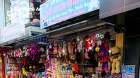 Đìu hiu thị trường đồ chơi trẻ em ở thành phố Vinh