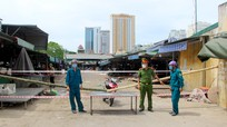 Thành phố Vinh tạm dừng hoạt động 4 chợ dân sinh