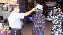 TP. Vinh siết chặt biện pháp phòng dịch tại các khu chợ được mở cửa trở lại