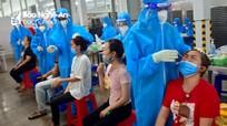 Nghệ An: Toàn bộ công nhân KCN Bắc Vinh được xét nghiệm, đã cách ly theo dõi gần 500 F1,F2