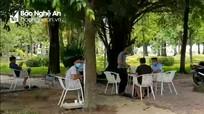 TP. Vinh xử phạt quán cà phê mở cửa đón khách dù có lệnh cấm