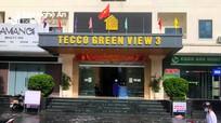 TP. Vinh thu hẹp phạm vi phong tỏa chung cư Tecco Green View 3