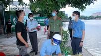 TP. Vinh xử phạt các quán bia vi phạm quy định về phòng chống dịch