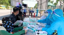 Chiều 3/8, Nghệ An ghi nhận 6 bệnh nhân Covid-19 mới