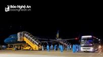 Hơn 200 công dân huyện Nghi Lộc ở miền Nam được miễn phí vé máy bay về quê