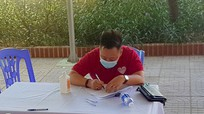 TP. Vinh xử phạt công dân từ vùng dịch trở về trốn khai báo y tế