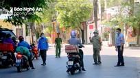 TP. Vinh khuyến cáo sẽ xử lý nghiêm các vi phạm quy định phòng, chống dịch trong kỳ nghỉ lễ