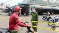 TP. Vinh: Chợ vẫn đóng, người dân được sử dụng thẻ mua hàng 3 ngày 1 lần mua đồ thiết yếu