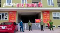 TP Vinh phong tỏa chung cư HTX Trung Đô do có 4 ca nhiễm Covid-19 mới
