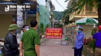 Sáng 24/10, Nghệ An ghi nhận 11 ca nhiễm Covid-19 mới, trong đó có 1 ca cộng đồng