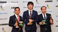 """Ghi điểm với chuyên gia quốc tế, Tập đoàn TH nhận giải """"Oscar"""" trong kinh doanh"""