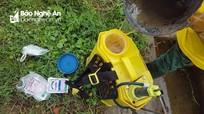 Nghệ An: Thiếu hơn 16 nghìn bể chứa bao bì thuốc bảo vệ thực vật