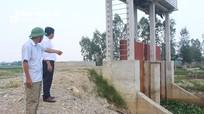 Bara xây mới hết 6 tỷ đồng sớm 'lộ' bất cập ở Hưng Nguyên