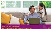 Siêu ưu đãi tín dụng tại BAC A BANK