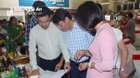 Tìm hướng đưa  nông sản Nghệ An vào siêu thị