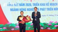 Ngành Nông nghiệp triển khai nhiệm vụ năm 2021