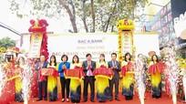 Khai trương chi nhánh mới, BAC A BANK chính thức gia nhập thị trường tài chính Bắc Ninh
