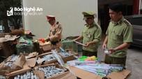 Thu giữ hơn 7.000 đồ chơi trẻ em bạo lực
