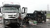 3 ôtô đâm nhau, 1 người tử vong tại chỗ, 2 người bị thương nặng
