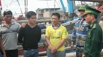 Nghệ An: Tàu cá chết máy trên biển, 7 ngư dân được cứu hộ an toàn