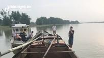 Vụ chống người thi hành nhiệm vụ trên sông Lam: Chính quyền xã không hợp tác!