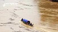 Thông tin 2 thi thể dạt gần bờ Sông Lam qua xã Đồng Văn là không chính xác