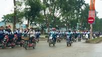 Huyện Đô Lương chấn chỉnh tình trạng vi phạm Luật Giao thông