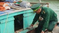 4 ngư dân dùng kích điện đánh bắt hải sản trái phép
