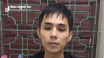 Nam thanh niên chém đứt gân tay tài xế bị bắt sau 1 tháng lẩn trốn
