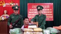 """""""Chặt đứt"""" đường dây ma túy của ông trùm người Lào"""