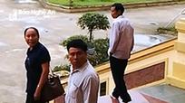 Nghệ An: Khởi tố người đàn ông gây náo loạn ở trụ sở tòa án tỉnh