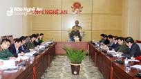 Đại tá Nguyễn Hữu Cầu: Năm 2019 sẽ đấu tranh mạnh với tội phạm ma túy, tín dụng đen