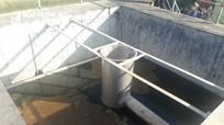 """""""Tắc"""" ở trạm xử lý nước thải tập trung CCN Tháp – Hồng – Kỷ"""