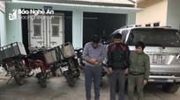 Nghệ An: Hơn 600 đối tượng phạm tội bị bắt giữ sau gần 1 tháng ra quân