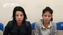 Nghệ An: Bắt hai chị em gái lừa bán thiếu nữ sang Trung Quốc