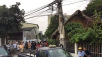Hàng trăm cảnh sát bao vây, bắt giữ nhóm đối tượng nghi liên quan đến ma túy
