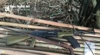Triệt xóa các tụ điểm mua bán ma túy sử dụng vũ khí nóng ở biên giới Nghệ An