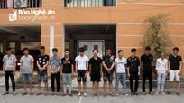 Nghệ An: Bắt nhóm chuyên hack Facebook, lừa đảo hàng chục tỷ đồng