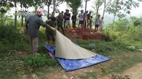 Nghệ An: Phát hiện nam thanh niên tử vong bên bìa rừng